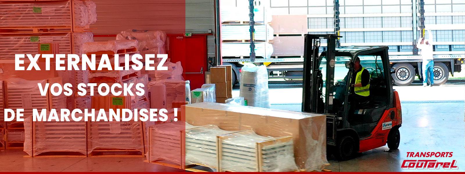 Logistique : la solution stockage clé en main!