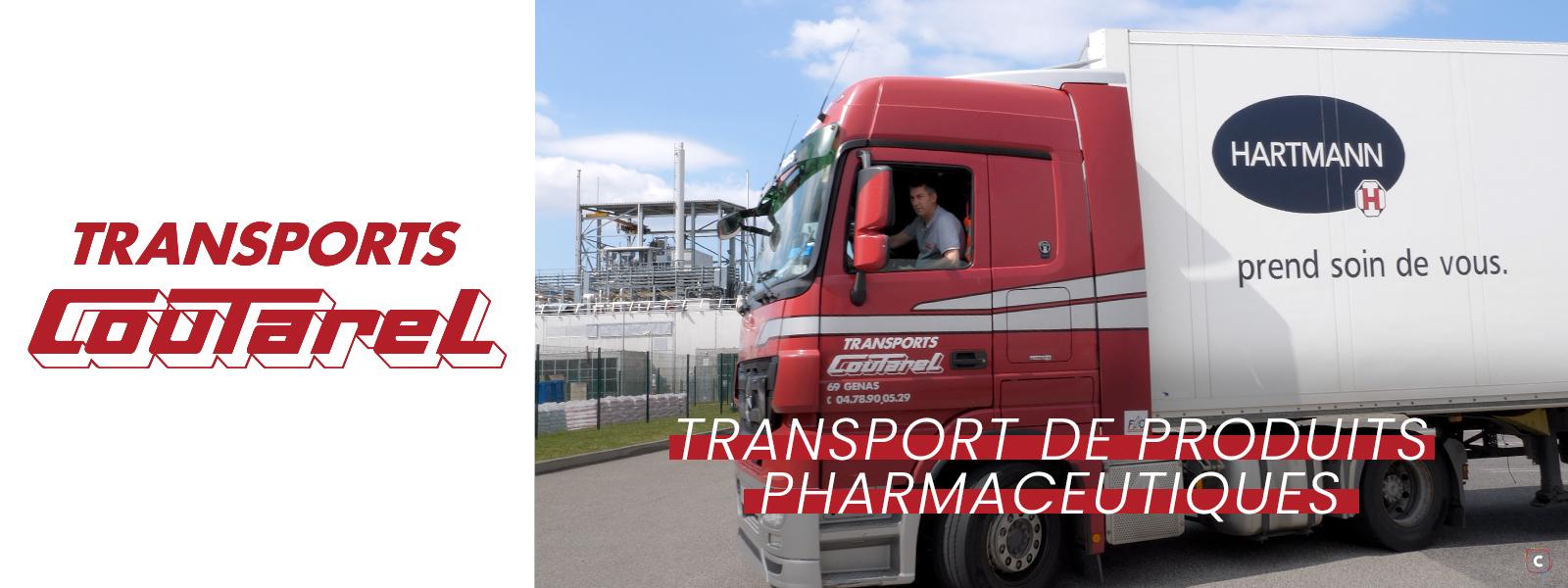 Sécurisez le transport de vos produits pharmaceutiques